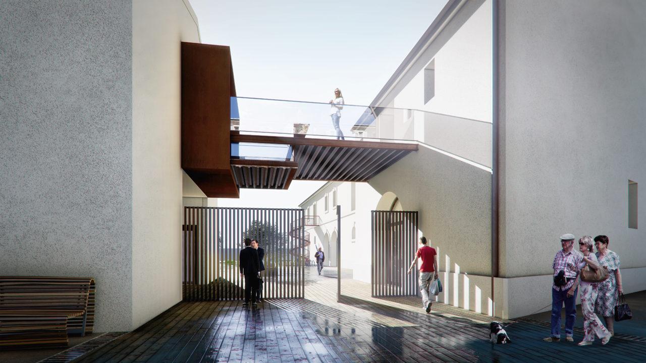 plan architecte 3d extérieur