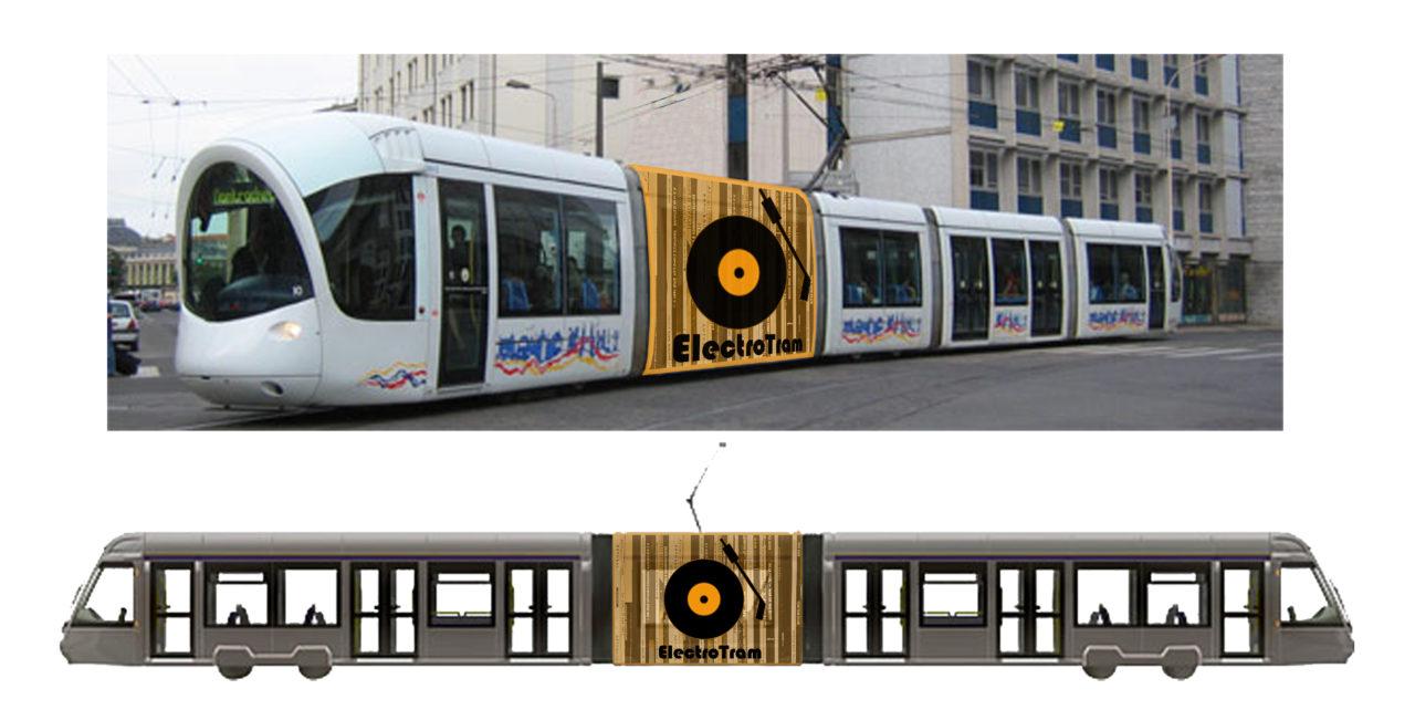 rendu visuel tram