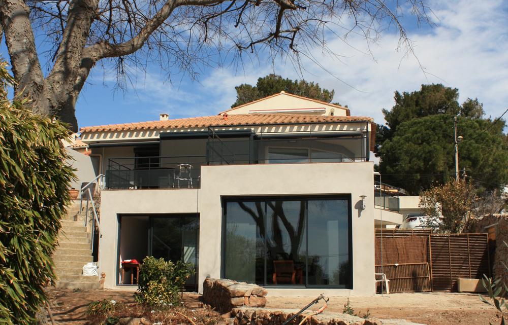 architecture extérieur maison