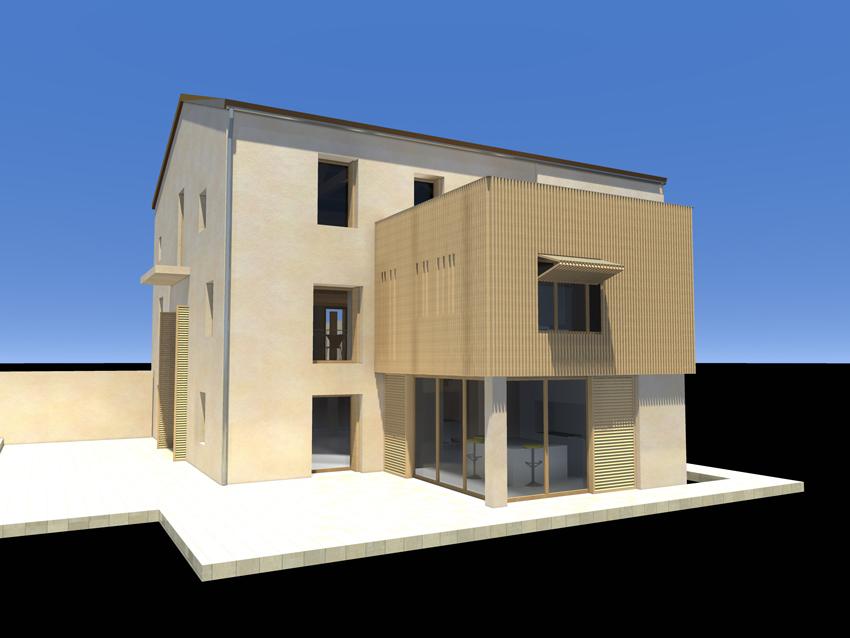 plan 3d architecture